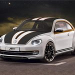 ABT souped up plans for the 2012 Volkswagen Beetle