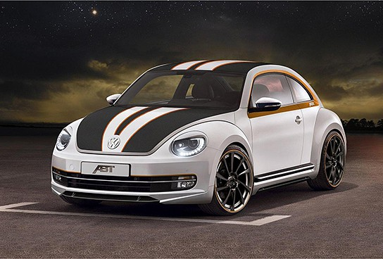 ABT 2012 Volkswagen Beetle 544x368px