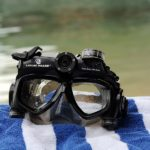 Liquid Image wide angle dive mask lets you record in 720p