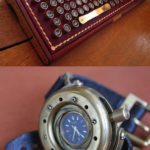 create your own steampunk keyboard and wrist watch