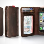 Twelve South BookBook for iPhone – iPhone 4 case + wallet