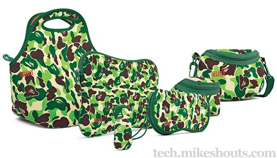 BUILT x A Bathing Ape accessories 544x311px