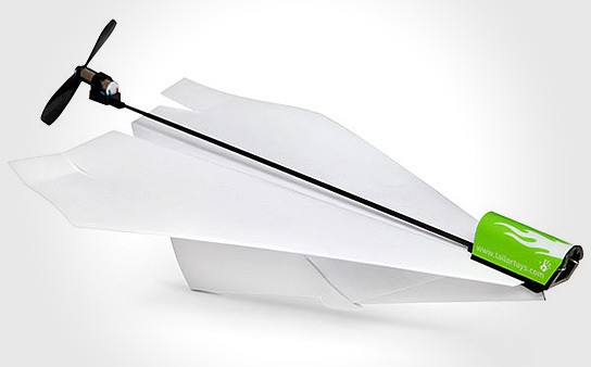 Electric Paper Airplane Conversion Kit 544x338px