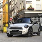 meet the latest Mini special edition, the Soho edition