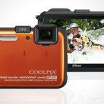 Nikon COOLPIX AW100/AW100S Digital Compact Camera