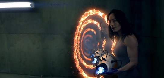 Portal: No Escape Live Action Short Film 544x262px