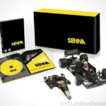 Senna – Limited Collectors Edition Blu-ray with F1 Lotus Model