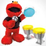 Sesame Street PlaySkool Let's Rock! Elmo for Preschoolers