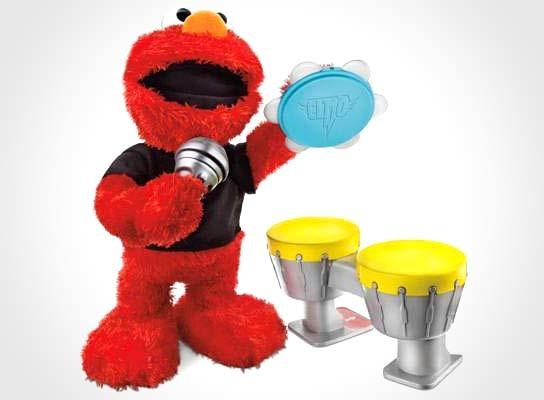 Sesame Street PlaySkool Lets Rock Elmo 544x400px