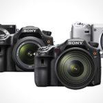 Sony's new a77, a65 DSLR, NEX-7 and NEX-5N cameras