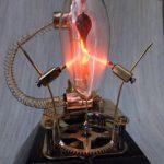 build your own Steampunk Plasma Stream bulb