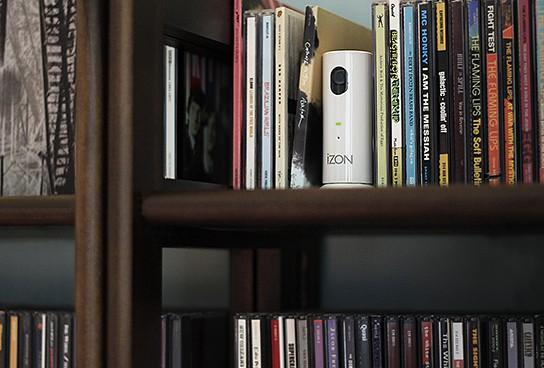 iZON Remote Room Monitor 544x368px