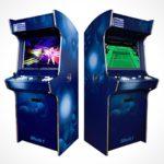 limited edition BeSpoke Arcades x SHOK-1 Art-cade