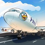 Angry Birds Tournament takes to 32,000 feet into the air