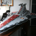 this is how a 43,280-brick LEGO Star Destroyer looks like