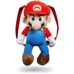 is this cute or what? Nintendo Mario and Yoshi backpacks