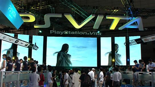 Playstation Vita at Tokyo Game Show 2011 544x306px