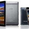 Samsung Galaxy Tab 7.7 and Galaxy Note Smartphone 900x550px