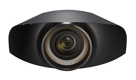Sony VPL-VW100ES 4K Home Theater Projector 544x322px