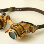 """N-Axis"" is one of the best steampunk goggles we have seen"