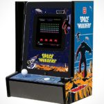 Taito InvaderCade Arcade Cabinet for iPad