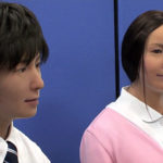 video: Actroid-F female humanoid now has a brother