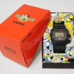 Astro Boy 60th Anniversary CASIO G-Shock Watch