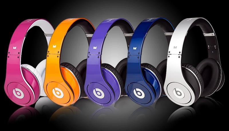 Beats by Dr. Dre Studio Colors 800x457px