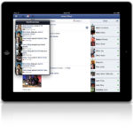 have you heard? FaceBook iPad App is finally out