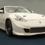 Nissan Motorsports out Nissan 370Z NISMO RC Race Car