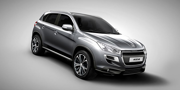 peugeot 4008 4x4 all terrain sports utility vehicle mikeshouts. Black Bedroom Furniture Sets. Home Design Ideas