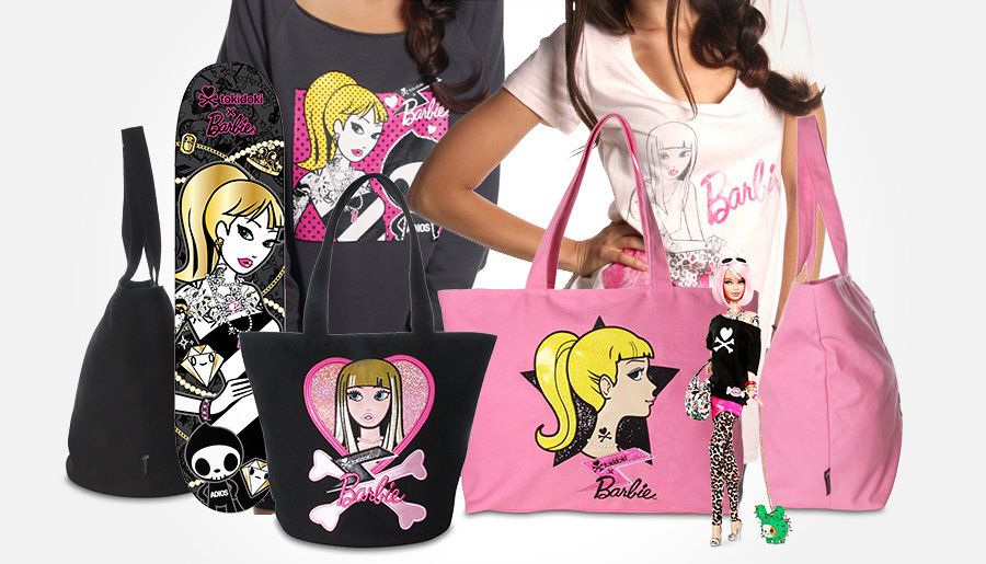 Tokidoi x Barbie Doll Collection 900x515px