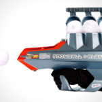 50 Foot Snowball Launcher and Snowball Slingshot
