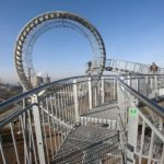 Tiger & Turtle – Magic Mountain walkable Roller Coaster