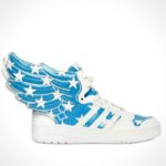 Adidas Originals x Jeremy Scott Wings 2.0 'Air Force Flag'
