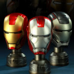 Iron Man Helmet Set – Scaled Prop Replicas