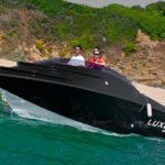Luxury MIG 675 Yacht powered by hydrogen fuel