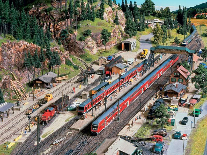 Miniatur Wunderland Largest Model Railway