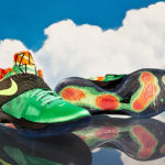 Nike Zoom KD IV Weatherman Edition