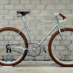 Vanguard Biscotti Messenger Bike