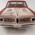 Classic Wrecks – beat-up scaled models