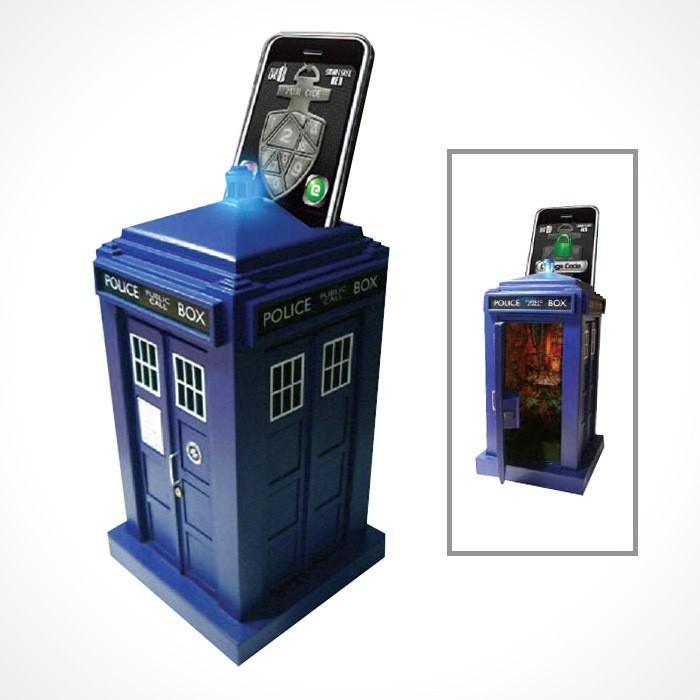 Doctor Who TARDIS Smart Safe