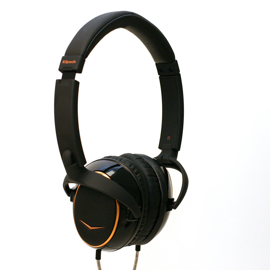 Klipsch Reference ONE On-Ear Stereo Headphones