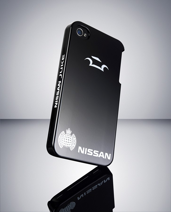 Nissan Scratch Shield iPhone Case