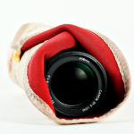 Photorito Lens Wrap wraps like a real burrito