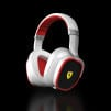 Scuderia Ferrari R300 Over-ear Headphones - white