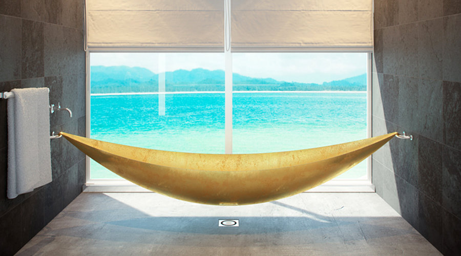 Splinter Works Vessel - Hammock Bath Tub