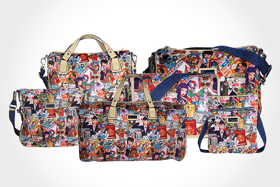 Tokidoki Rambler Bags Collection