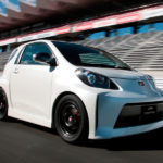 Toyota GRMN iQ Supercharger Concept
