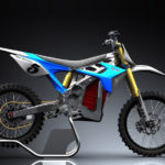 BRD RedShift MX Electric Dirt Bike